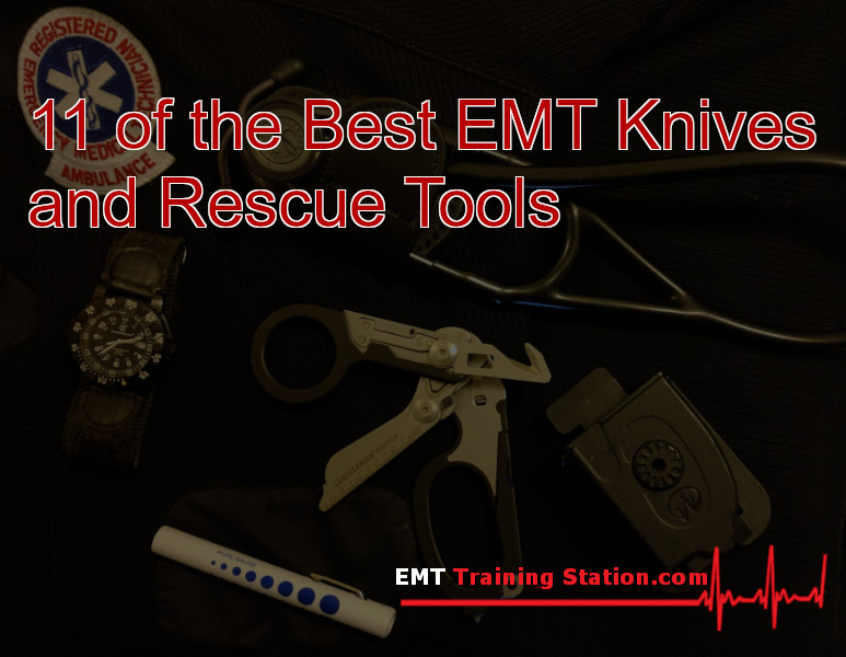 11 of the best EMT Knives and Rescue Tools