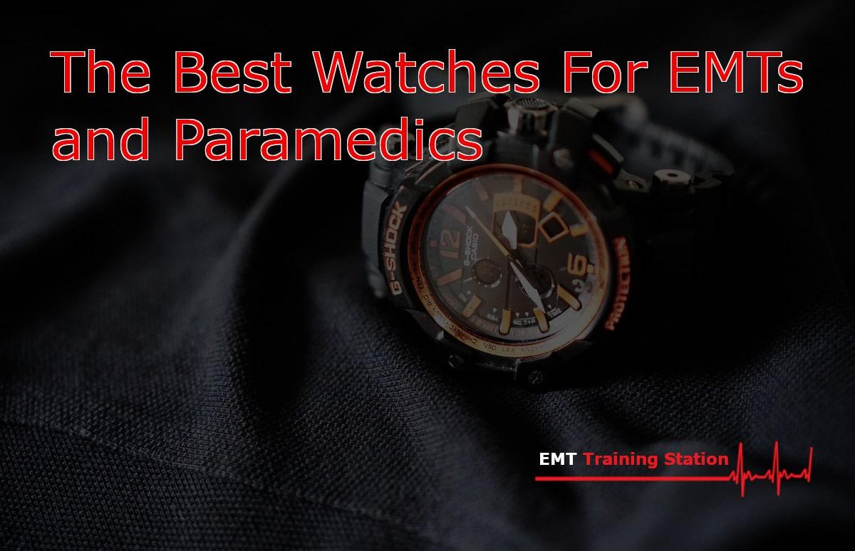 Best EMT Watch